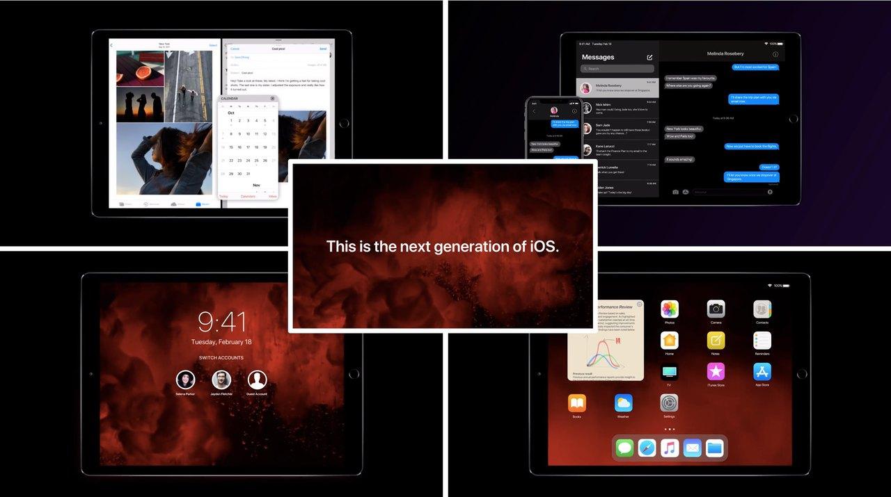 IOS 13 concept Jacob Rendina