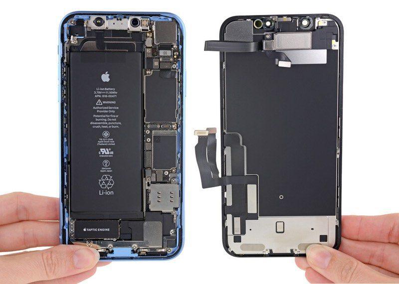 Iphonexrtakenapart 800x570  1