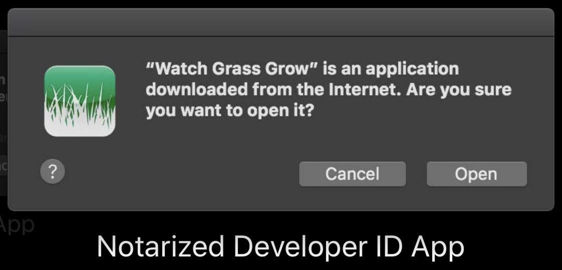 MacOS Mojave App notarization 001 1122x540