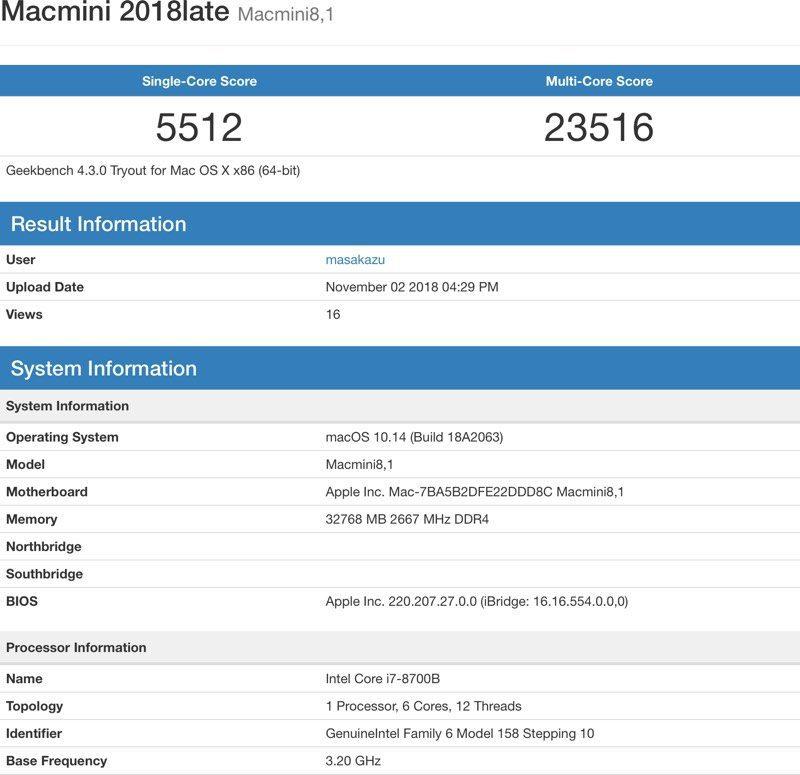 Macmini2018benchmark 800x775