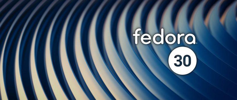 Fedora30 816x345
