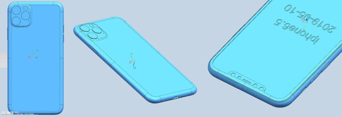 Iphone xi max cad