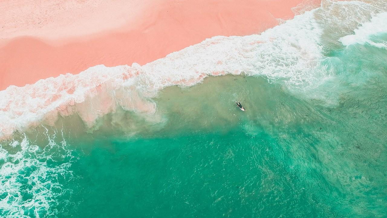 Aerial beaches 1