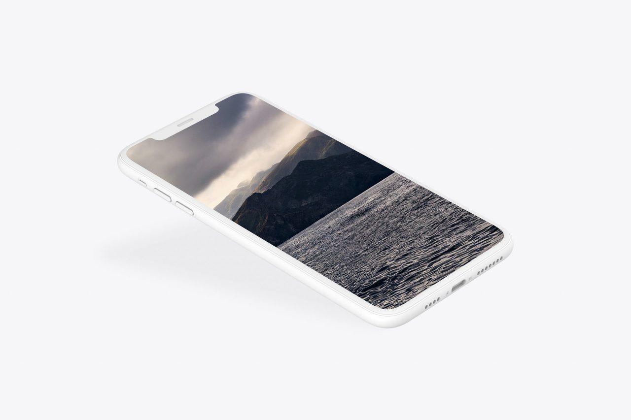 MacOS Catalina iPhone wallpaper AR72014 mockup 2048x1365