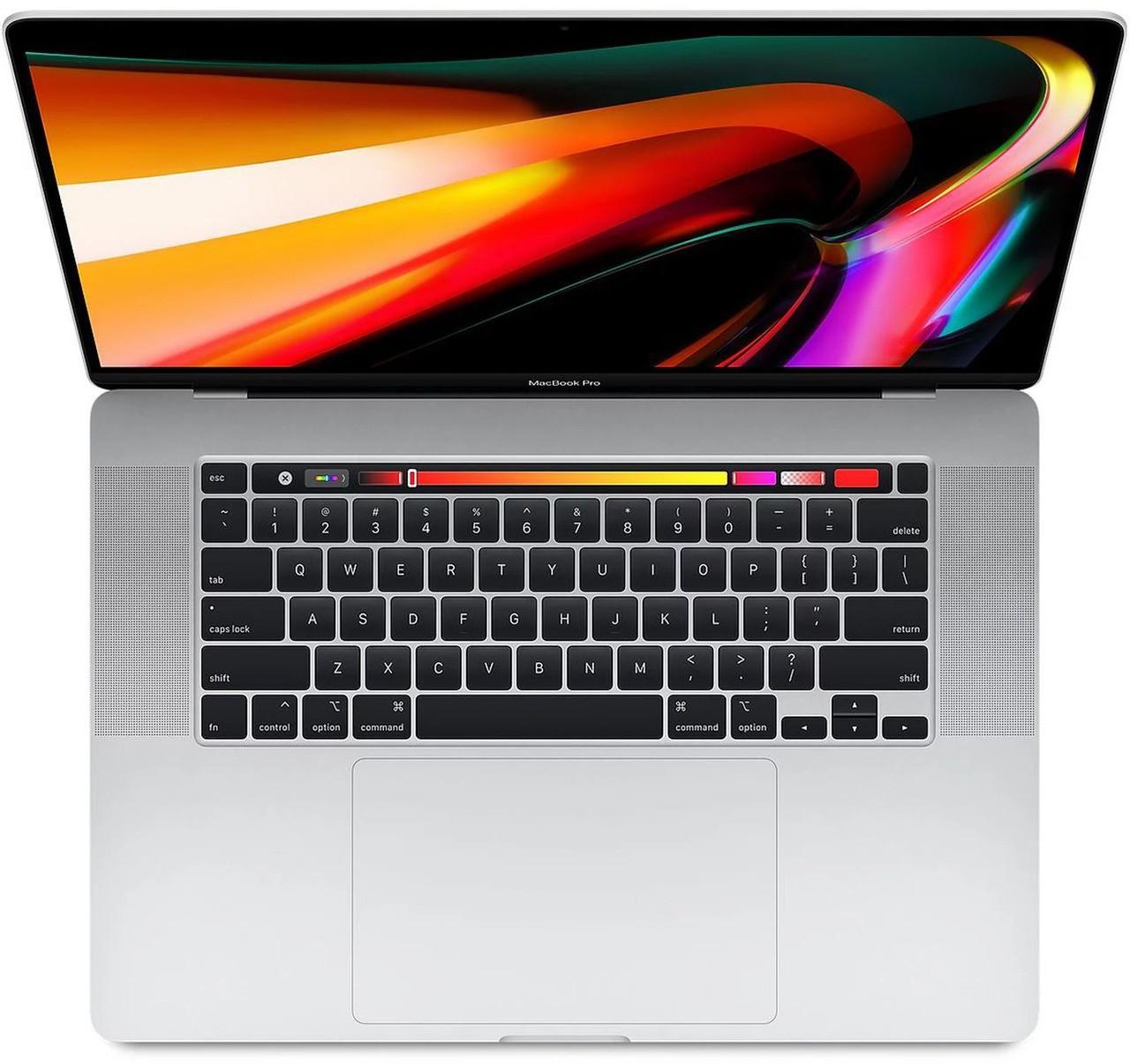 16 inch macbook pro orange background