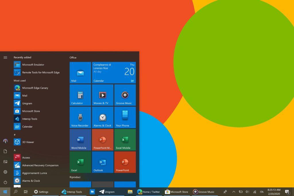 Microsoft Icons2