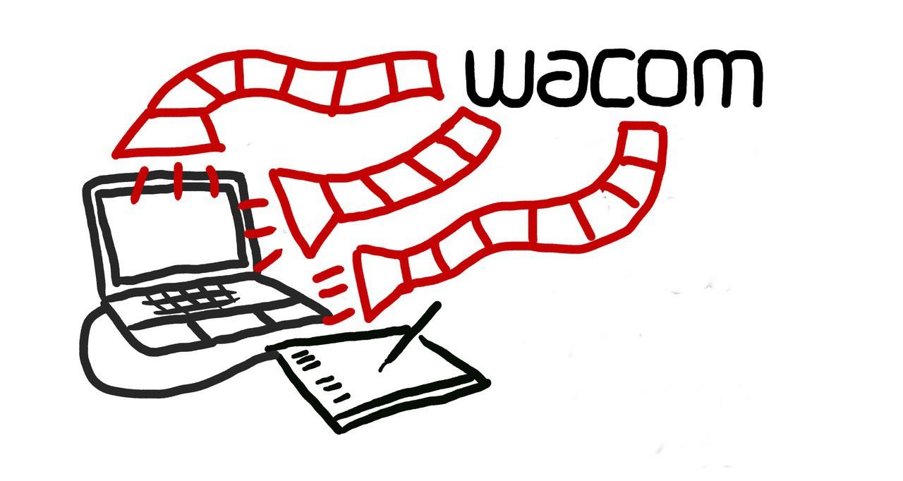 Wacom cover