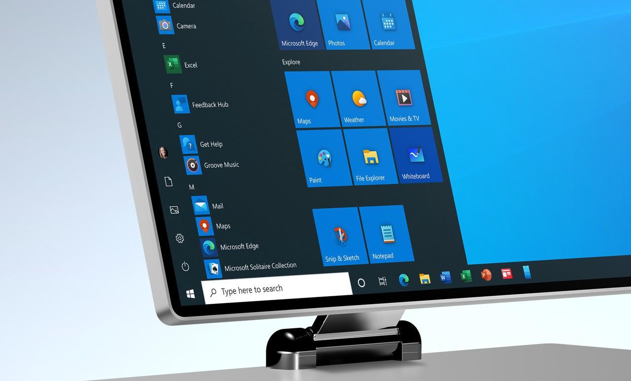 Windows10 new icon