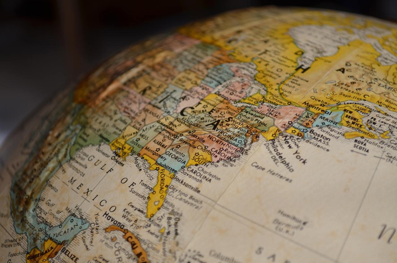 Atlas ball shaped business compass 269633