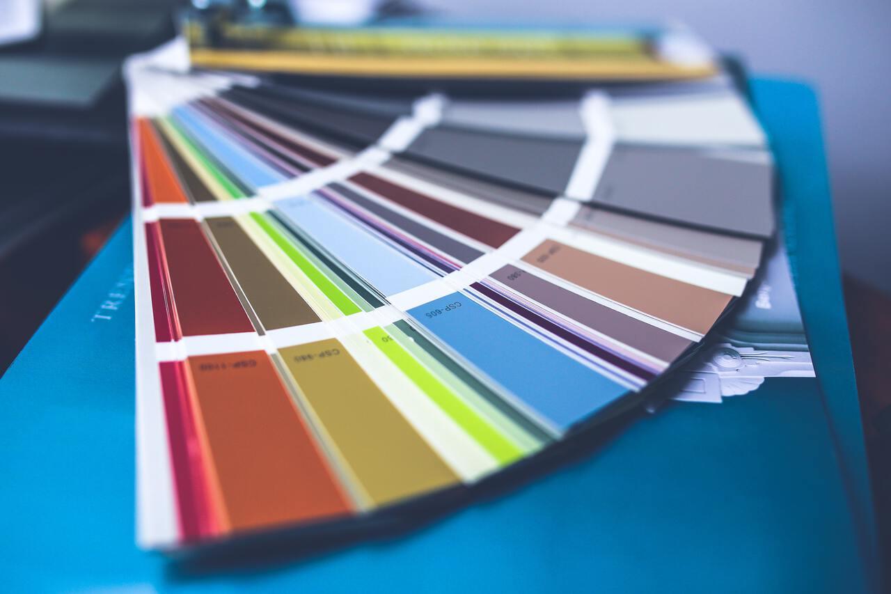 Colors palette 5933