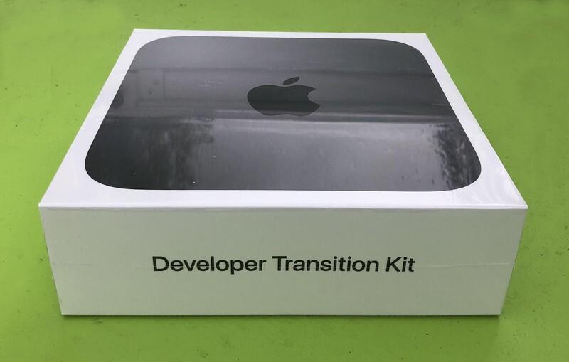 Mac mini developer transition kit photo