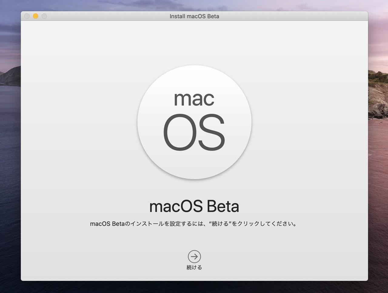 Big 不具合 Mac sur