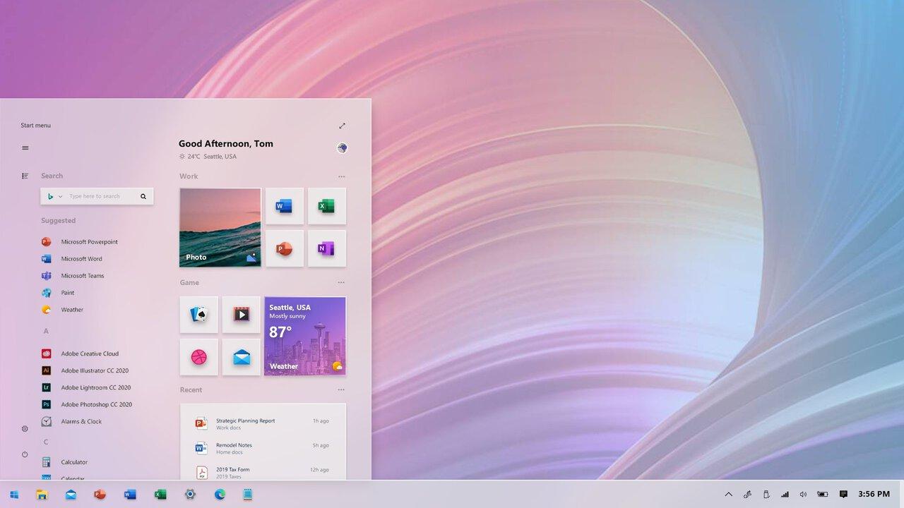 This is the modern start menu that windows 10 deserves 530370 2