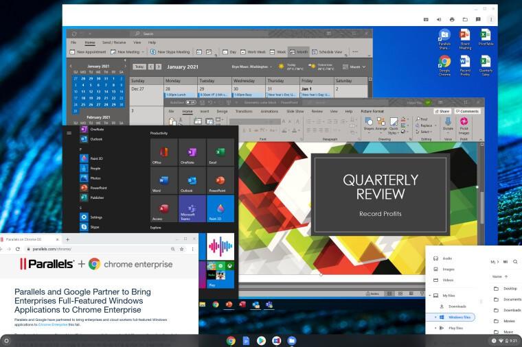 1596718571 screen shot parallels desktop for chromebook enterprise runing windows vm and apps on chromebook while offline story