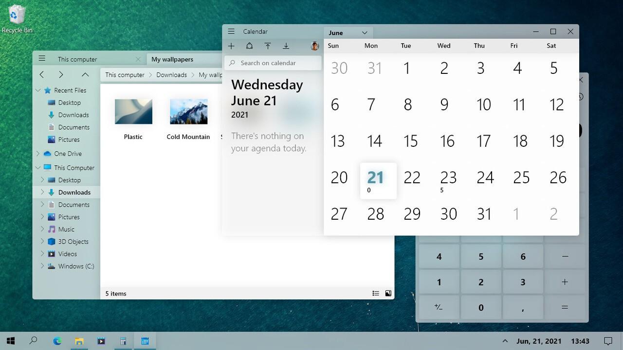 Windows10 concept 2