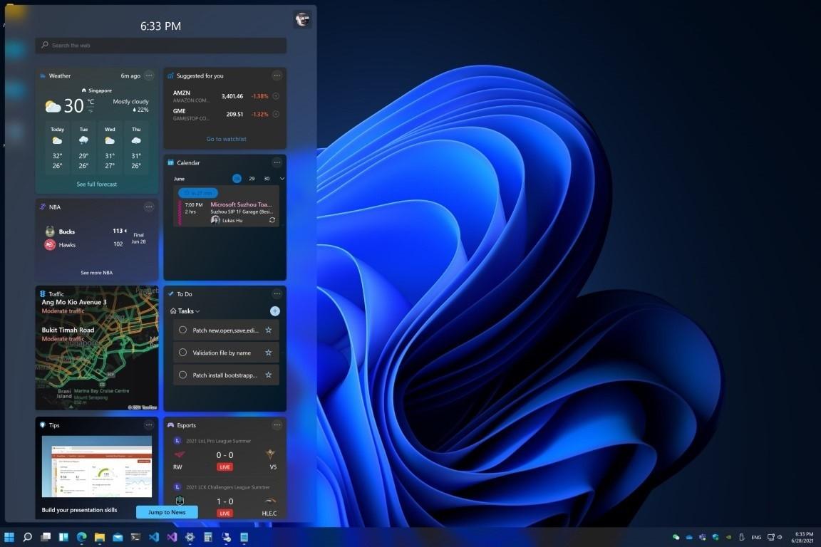 Windows 11 Dark Theme 2