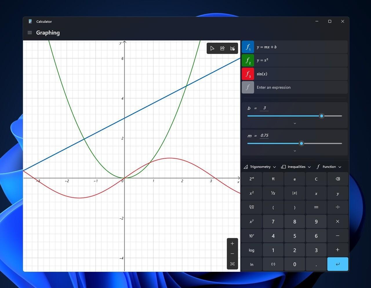 CalculatorGraphing