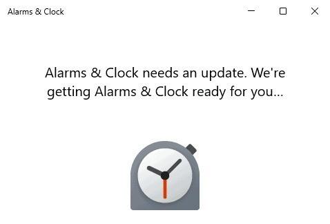 Alarms clocks