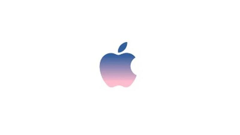 Twitter hashflag apple event