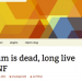 Fedora 22で「Yum」は公式に死亡し、これからは「DNF」で!