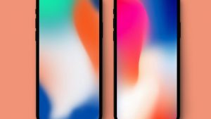 iPhone Xが待ちきれない方のための専用壁紙がダウンロード可能に
